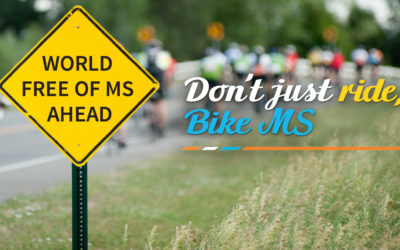 K2 is Cycling from Waves to Wine to Support MS Research