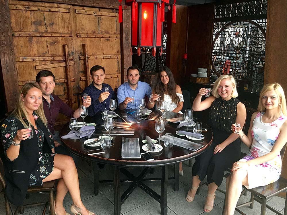 High Performers Lunch 1