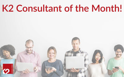 Tito Martinho is K2's Consultant of the Month for October!