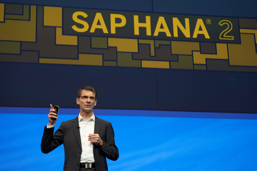 SAP Announce Next Generation HANA 2