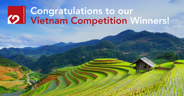Vietnam Competition Winners Finally Announced!