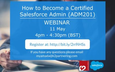How to Become a Certified Salesforce Admin