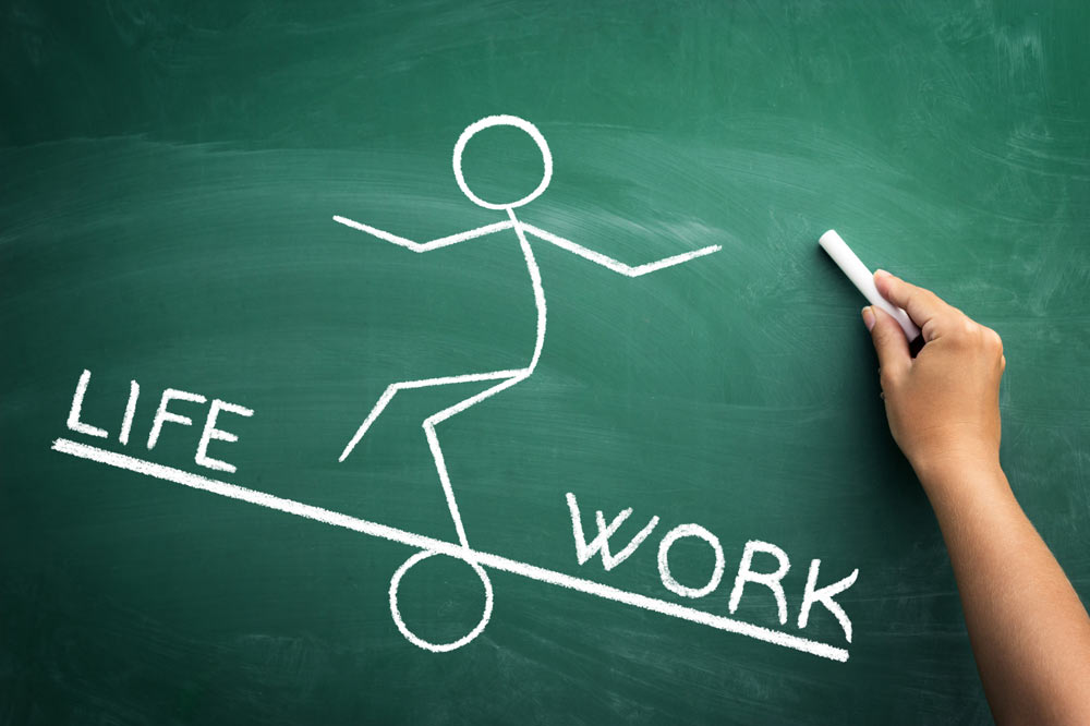 Work-Life Balance For IT Consultants: First set out Your Core Principles