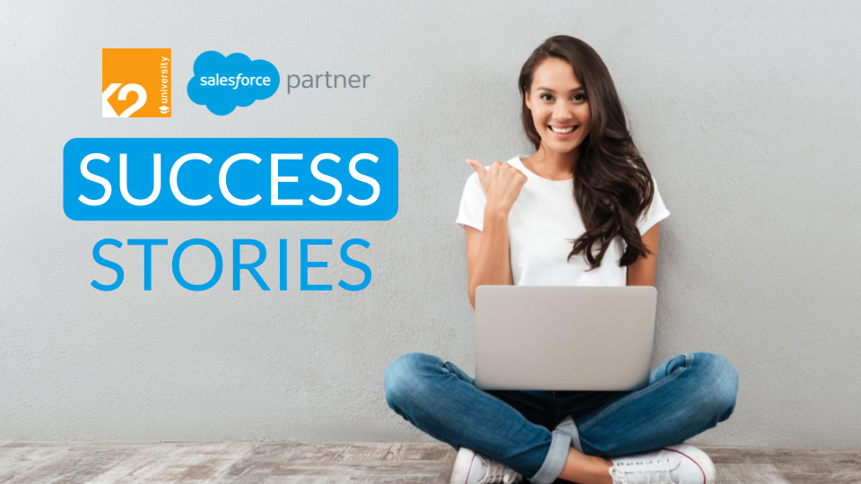 Salesforce Success Story: Leslie Kennedy, Salesforce Certified Administrator