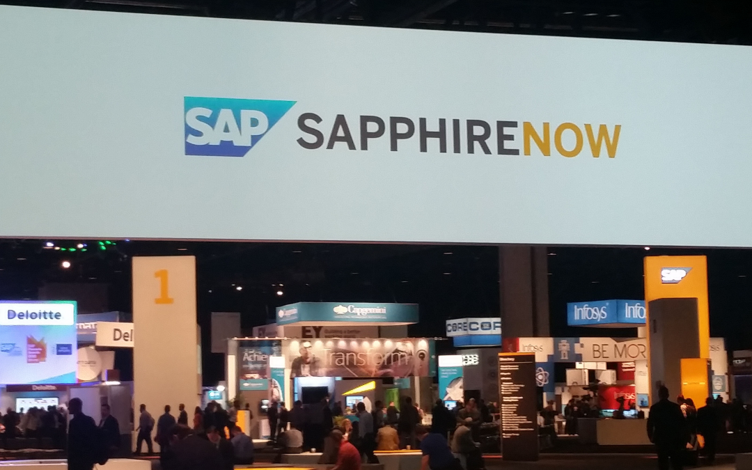 Meet K2 at SAPPHIRE NOW and ASUG Next Month