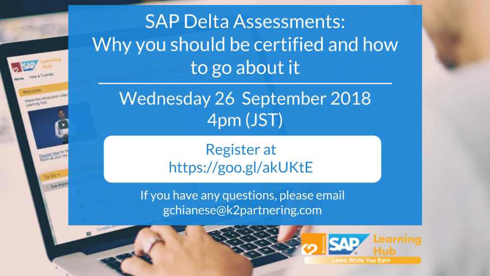 SAP Delta Assessments