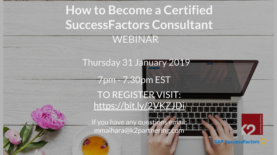 How to Become a Certified SuccessFactors Consultant
