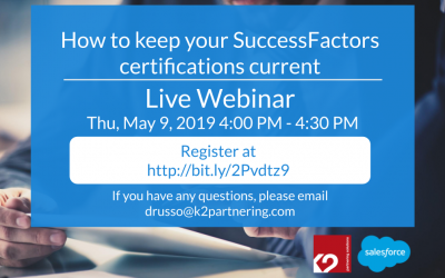 Webinar – Have you taken your Delta yet?