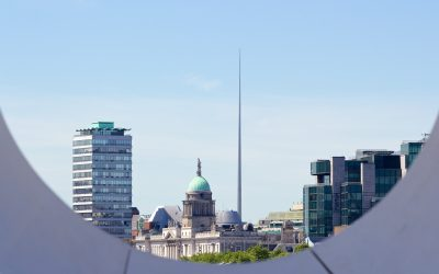 Salesforce Goes Green for Ireland
