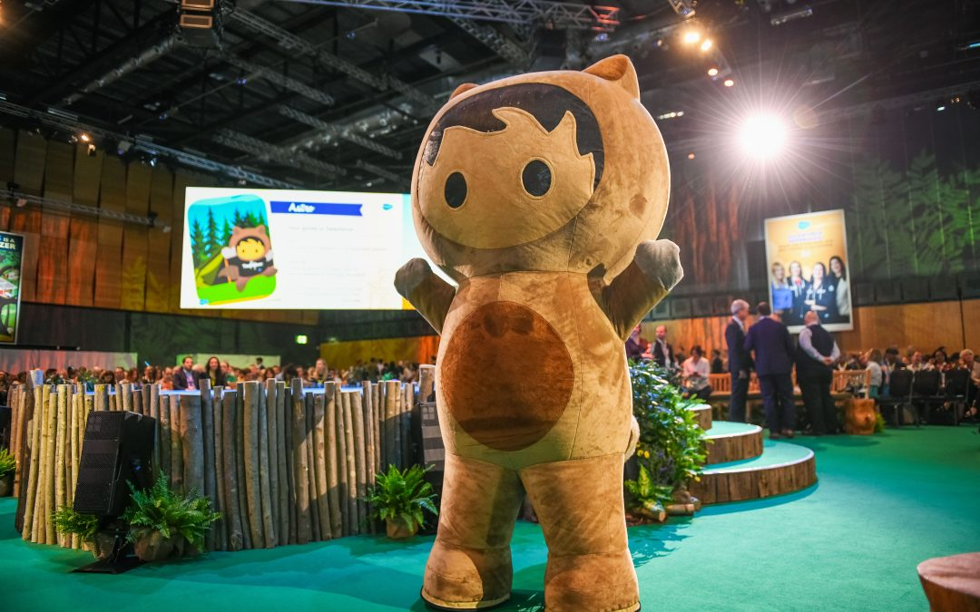 London's 2019 Salesforce World Tour was ExCeLlent