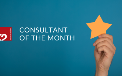 Anna Monteiro is K2's Consultant of the Month for March!