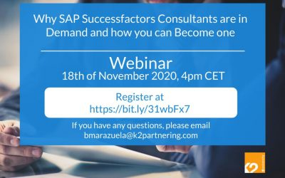 Why SAP Successfactors Consultants are in Demand and how you can Become one